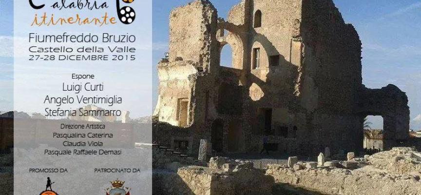 """Fiumefreddo. Al Castello il progetto """"Calabria Itinerante"""""""