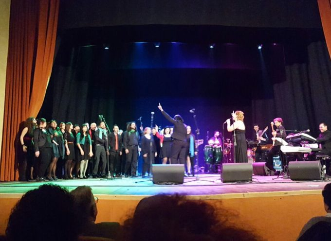 Gran finale per il Blowing on Soul Gospel Meeting 2015