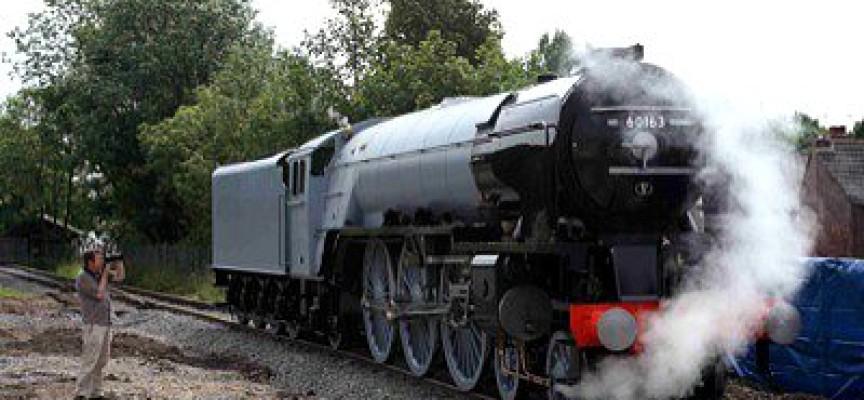 Paola – Sabato si riaccende il locomotore del Dlf