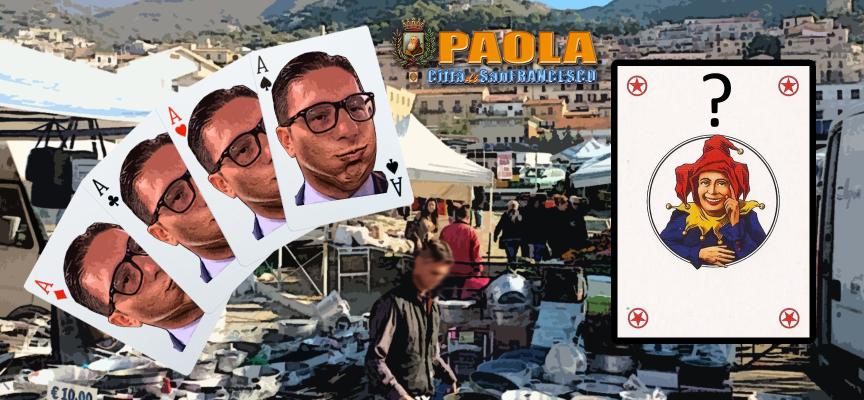 Mercato Domenicale Paola – Ordinanza elusa per la 4° volta