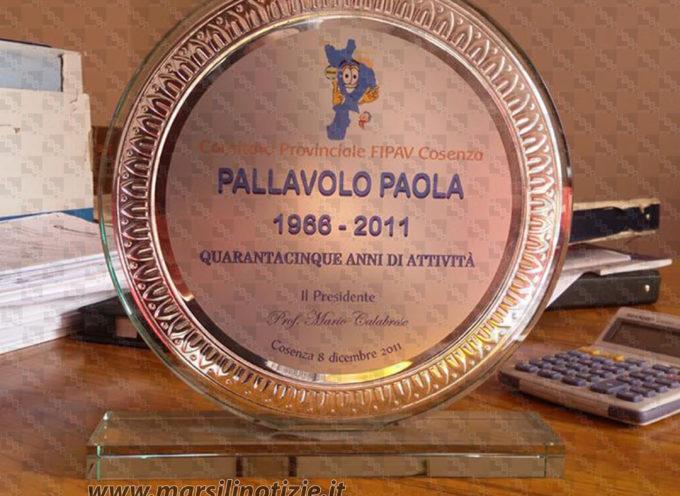 La Pallavolo Paola rafforza il suo staff tecnico con Raffaele Di Buono