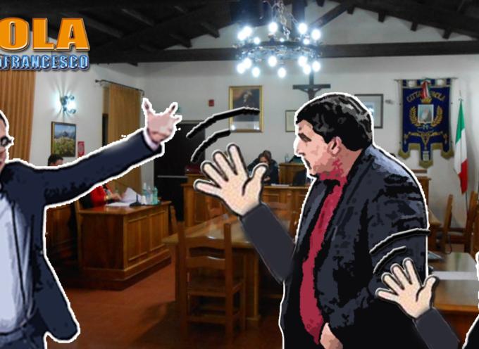 [Paola] Roberto Perrotta e Ivan Ollio lasciano il Consiglio Comunale