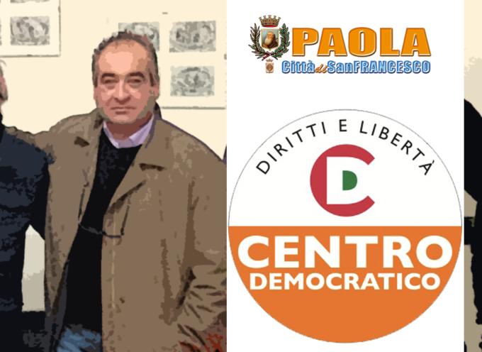 """Centro Democratico Paola – Mano libera al gruppo """"locale"""""""