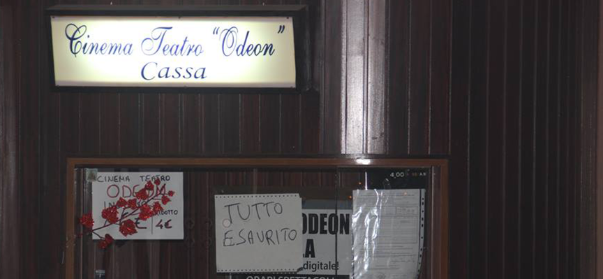 "Checco Zalone al Cinema Teatro Odeon: weekend da ""Tutto Esaurito"""