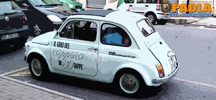 Paola – Riviera di San Francesco tappa del Giro del Cappero