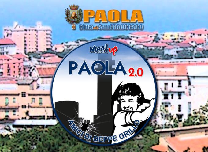 Campagna elettorale Paola – Arriva la ricetta pentastellata del Meetup