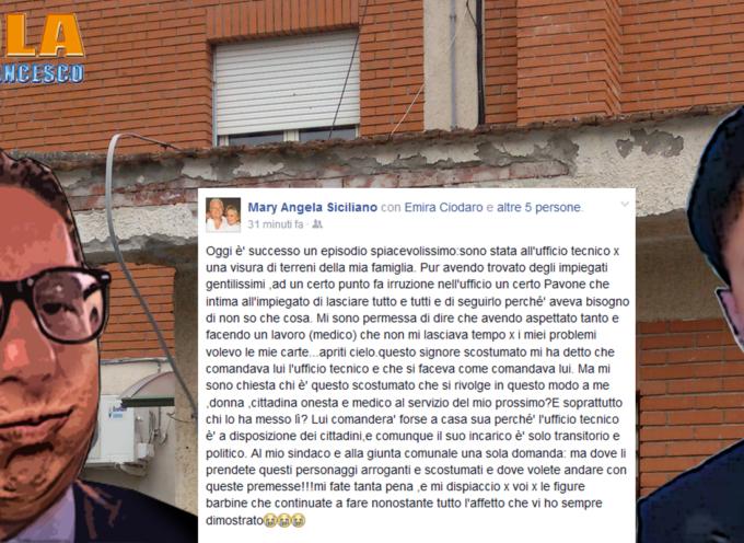 CLAMOROSO – La maleducazione impera all'Ufficio Tecnico di Paola?