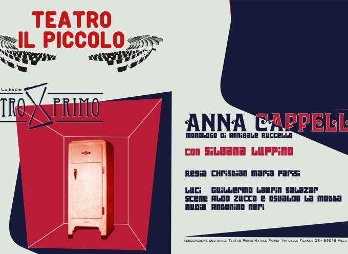 Tutto pronto per Anna Cappelli a Il Piccolo di Castiglione Cosentino