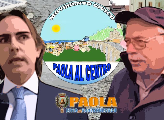Paola – POLEMICA: Sbano attacca Valitutti e Paola al Centro lo difende