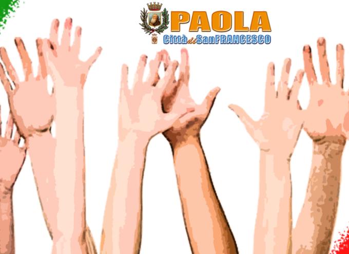 Paola si mobilita per il Referendum a difesa della Costituzione