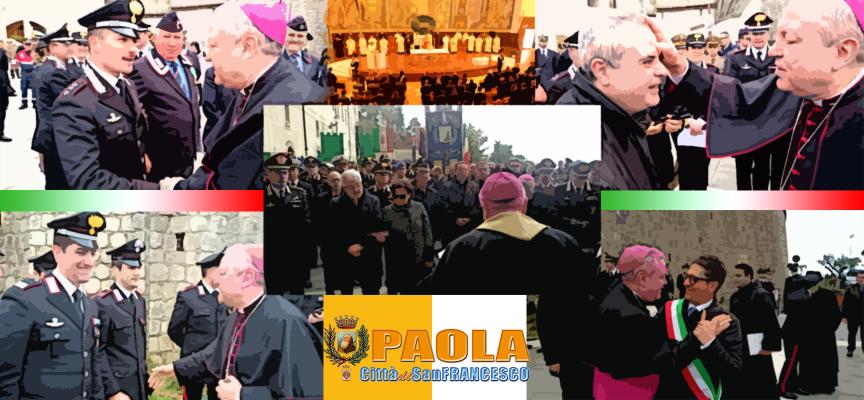VIDEO – Il Giubileo dei Militari al Santuario con S.E. Mons. Marcianò
