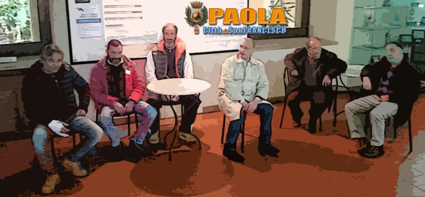 Paola – Padri di famiglia ed operai ex Ecopa occupano il Comune