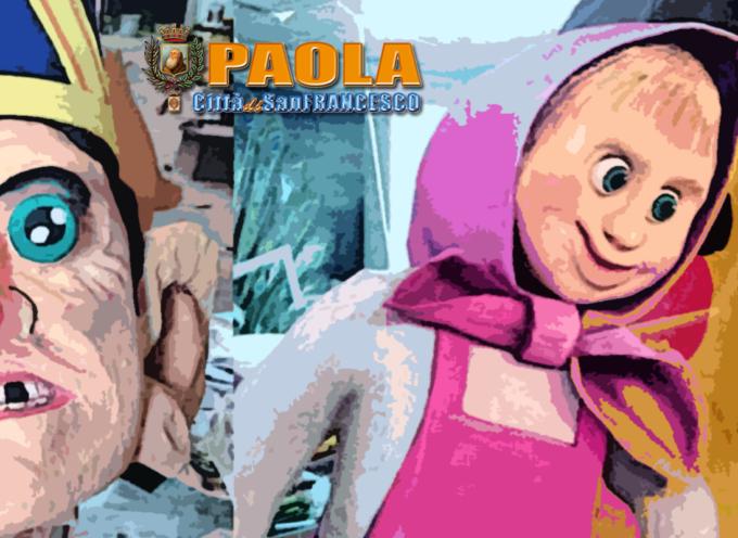 Paola Insieme è pronta per il Carnevale 2016