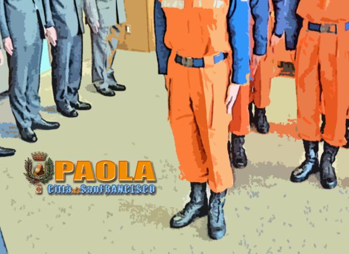 Paola – Proposta istituzione gruppo comunale di Protezione Civile