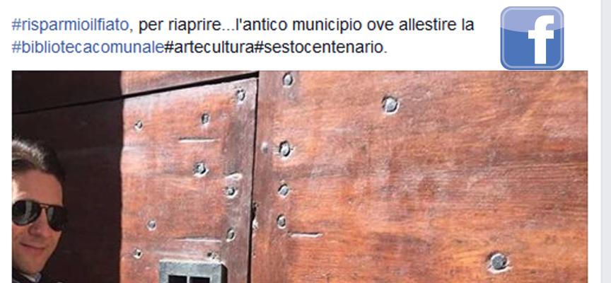 """Paola – Sull'ex Palazzo di Città c'è odor di """"Notitia Criminis"""""""