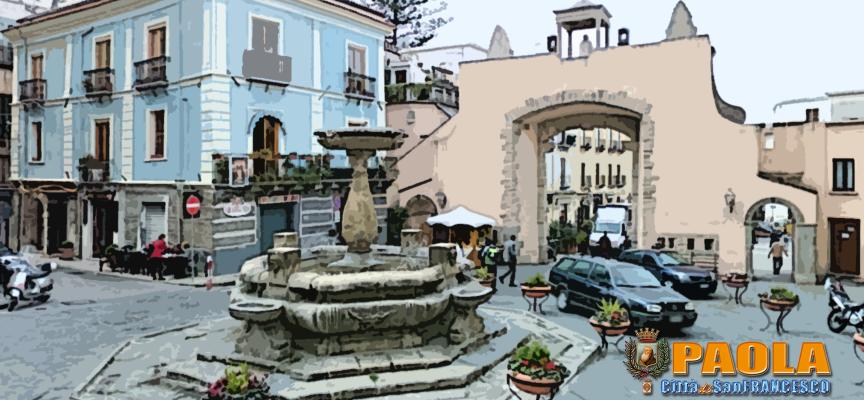 Paola – Il senso rotatorio della Piazza riaperto al traffico.. anzi no