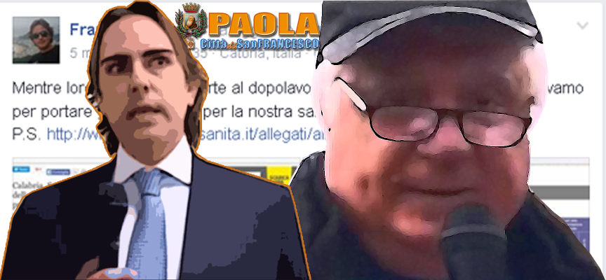 "Paola – Il vicesindaco Francesco Sbano risponde a ""Liberisempre"""