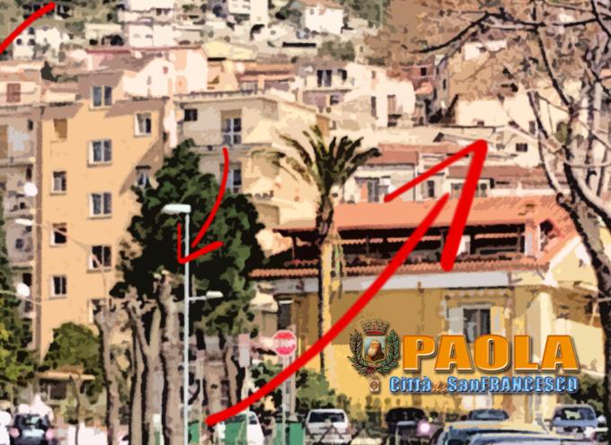 """Paola – Imbellettamenti incompiuti: potatura a metà, alberi """"petalosi"""""""