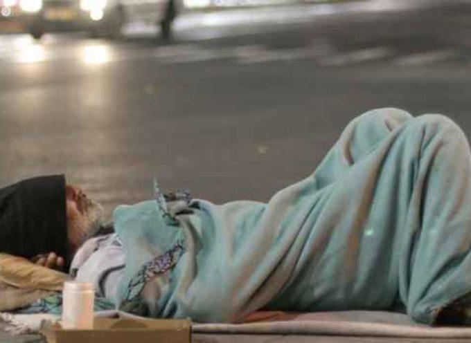 """Paola – Nonostante lo sfarzo Pasquale la città abbonda di """"Senzatetto"""""""