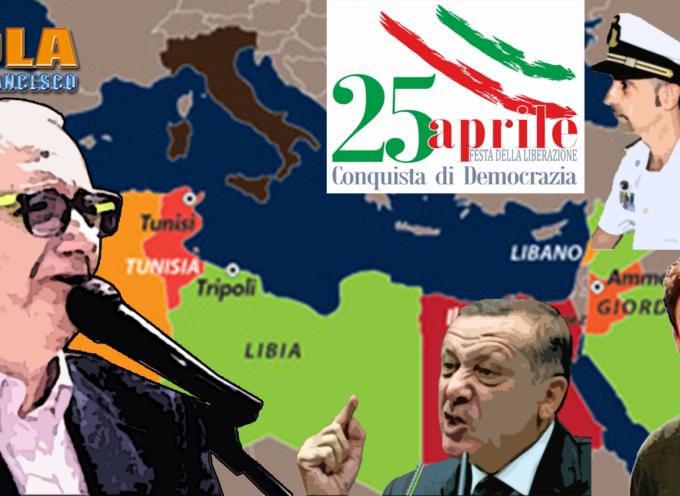 Paola – Cosmo De Matteis e la democrazia, la libertà e 25 Aprile