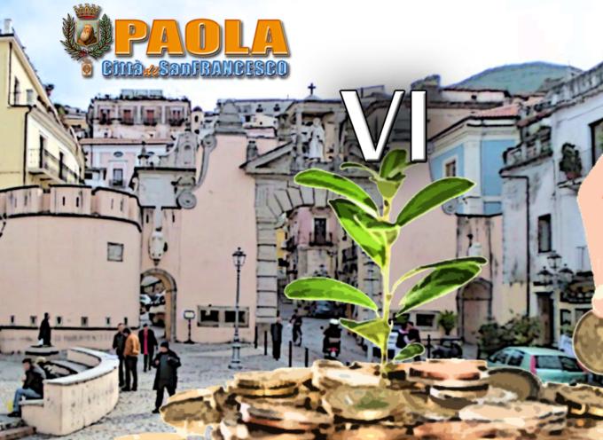 """Paola – Intorno al VI Centenario concentrati diversi """"interessi"""""""