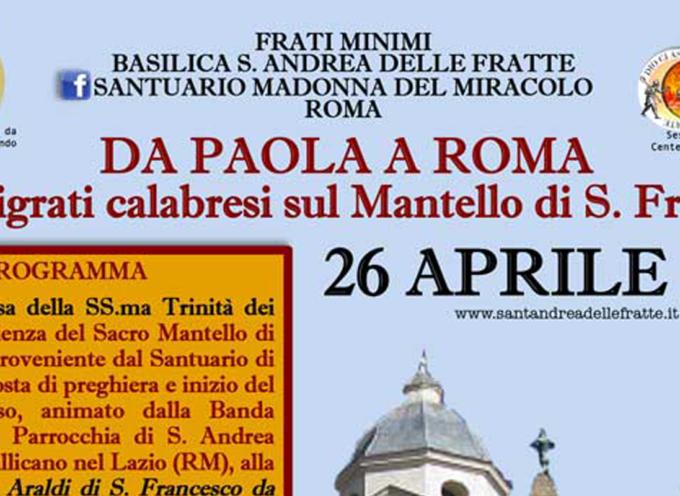 Cesira Frangella, dopodomani a Roma canterà per San Francesco