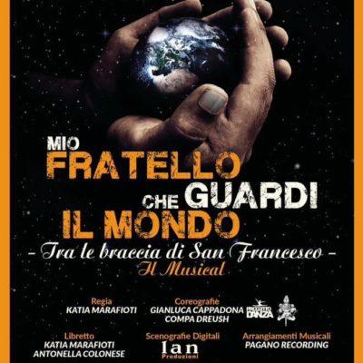 Paola – Stasera all'Odeon va in scena un Musical con S. Francesco