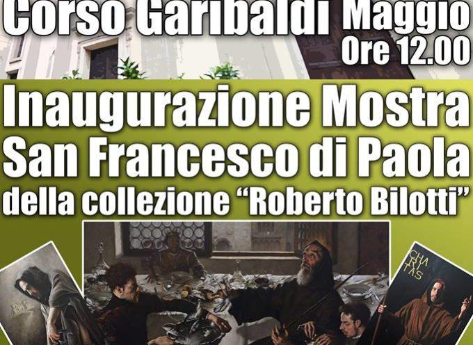 Paola – Domenica si inaugura la mostra dedicata a San Francesco