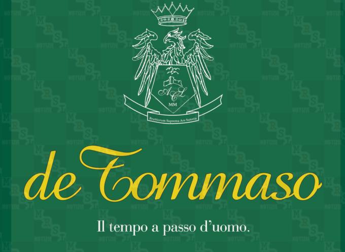 """Dalla Calabria agli USA: De Tommaso diventa a """"stelle e strisce"""""""