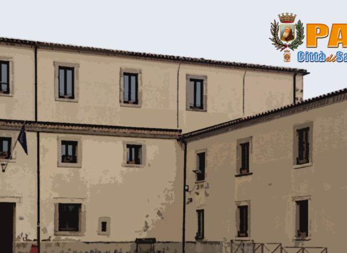 """Paola – I Carabinieri """"fanno visita"""" al Comune per normale attività istruttoria"""