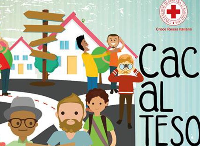 """Paola – La Croce Rossa organizza la Caccia al Tesoro """"Nazionale"""""""