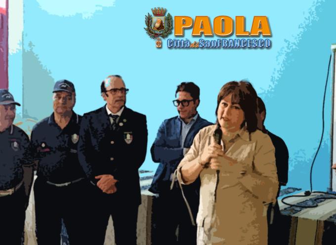 Paola – L'associazione Fiamme Argento lodata all'Isidoro Gentili