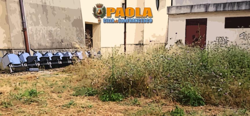 """Paola – Documentari """"a gogo"""", ma al Comune chi ci pensa? – FOTO"""