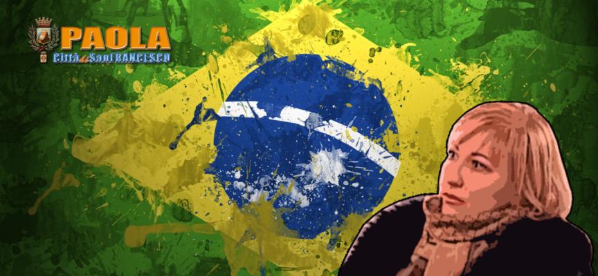 """Paola: """"Flop Brasile"""" della Ciodaro,anche Abruzzo attacca – VIDEO"""