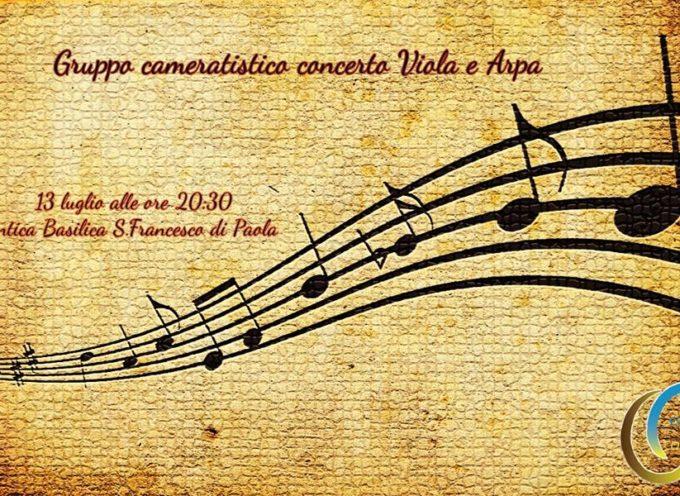 Paola – Dalla Consulta 2 Concerti per celebrare San Francesco