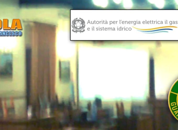 Paola – Blitz della Guardia di Finanza in Comune per le bollette dell'acqua