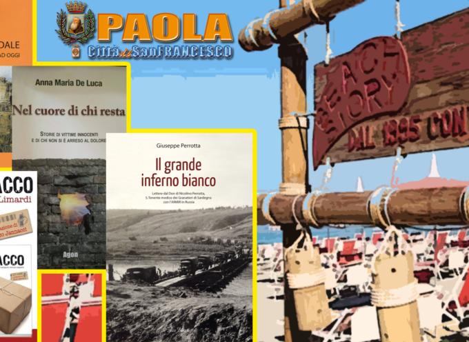 """Paola – Stasera Enzo Limardi presenta il suo """"Pacco"""" in riva al mare"""