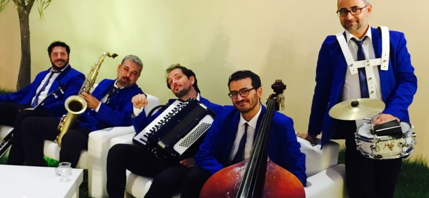 Rossano: A tutto Swing con i The Hoppers