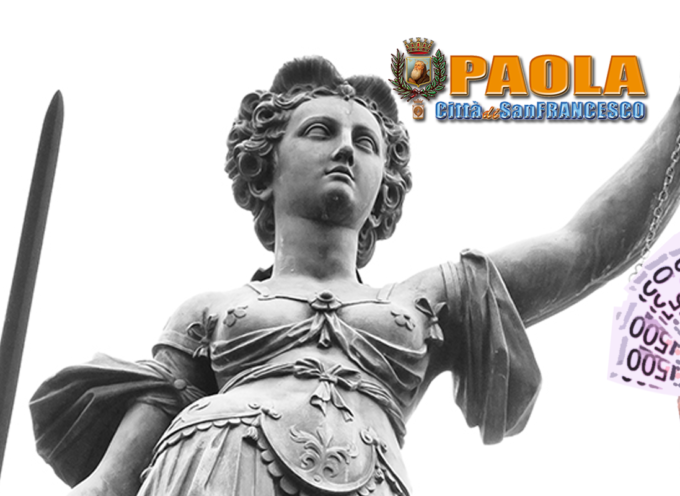 """Paola – L'infinita la """"cifra legale"""" targata Ferrari. Altri impegni e liquidazioni"""