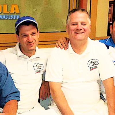 GUSTO – Parte oggi il Trofeo organizzato (anche) da Marcello Lamberti