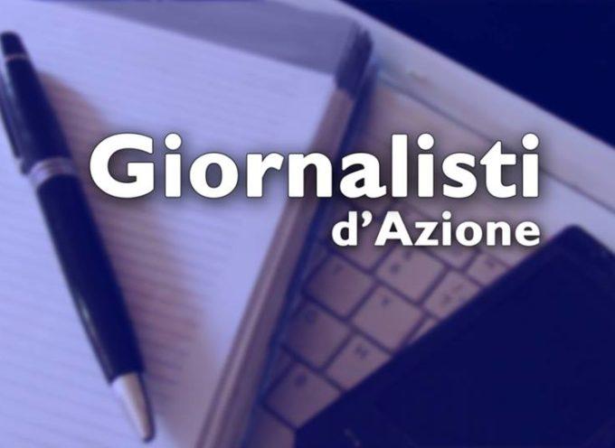 """Basta attacchi alla Stampa: """"Giornalisti d'Azione"""" esprime solidarietà al collega Frangella e alla Redazione della Tgr Calabria"""
