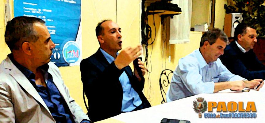 Paola – Per Francesco Aloia «ci vuole un sindaco con gli attributi» – VIDEO