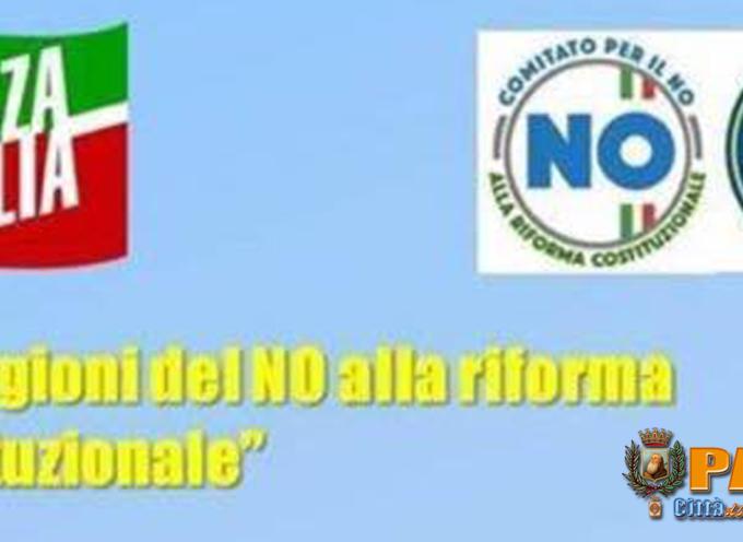 Paola – Neanche la venuta di Gasparri ha compattato Forza Italia