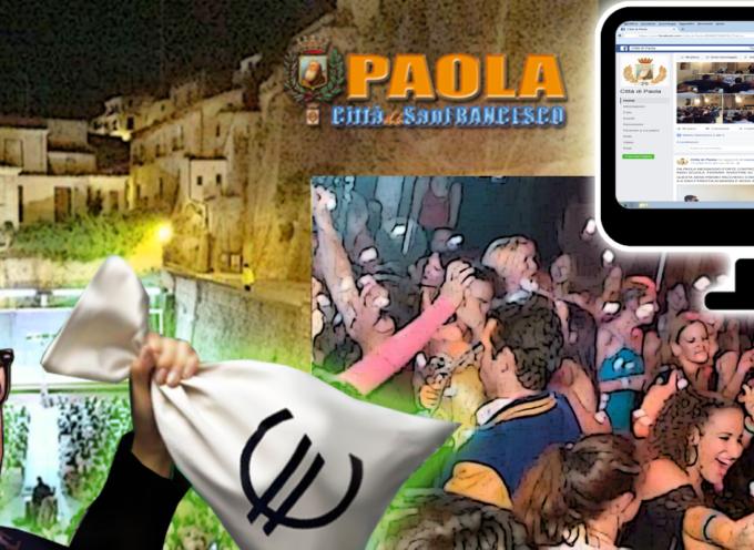 """Paola – Migliaia di Euro per """"liquidare"""" una parte d'estate (anche lavorativa)"""