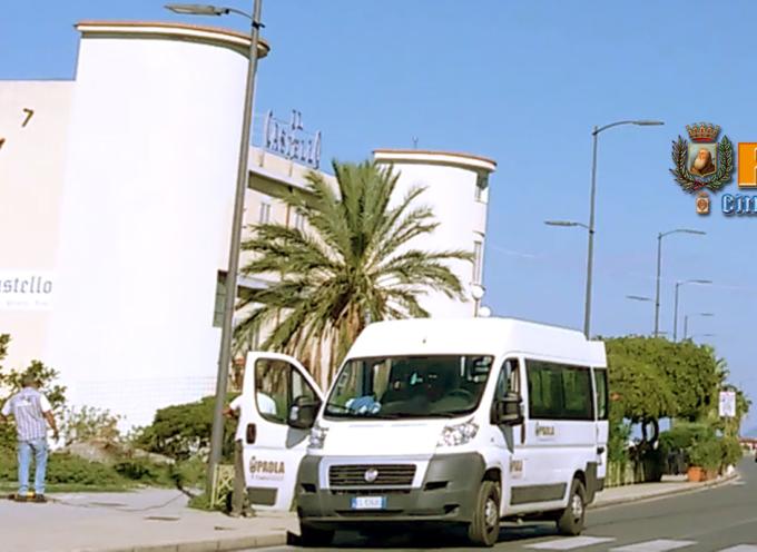 """Paola: Uno di quei tre bus per il trasporto urbano è ormai """"Mezzo da Lavoro"""""""