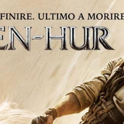 """Paola: Nel cast di """"Ben Hur"""" c'è un ambasciatore cittadino. Il film è all'Odeon"""