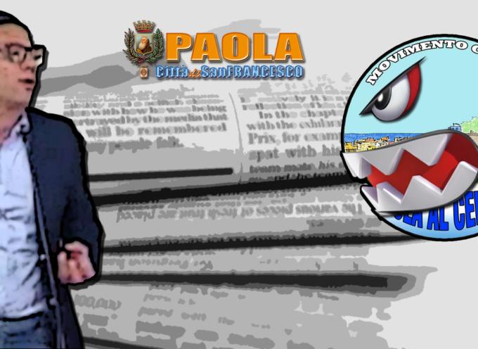 """Paola – Caos Ufficio Stampa: per """"Paola al Centro"""" è malessere di Ferrari"""