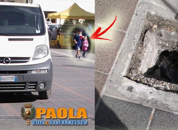 """Paola – """"Minibus Navetta"""" o """"Mezzi da Lavoro""""? Mistero di """"pubblica utilità"""""""
