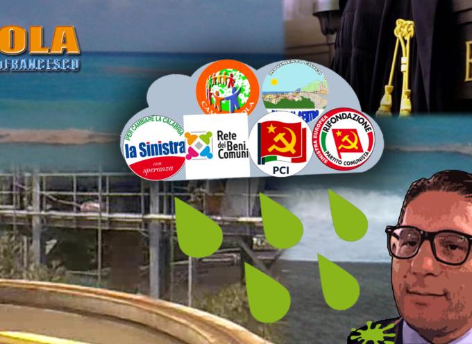"""Paola – Per parte del centrosinistra è """"GRAVE"""" avere il sindaco a Processo"""
