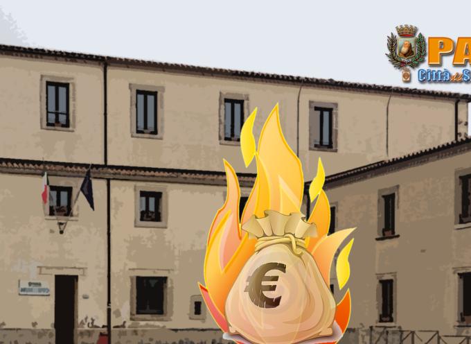 Paola – Quel restyling sarà (come già scritto) un Debito Fuori Bilancio?